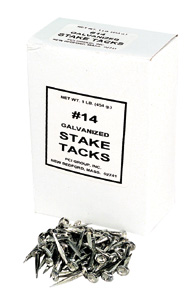 SOKKIA Stake tacks 1lb Box 813270