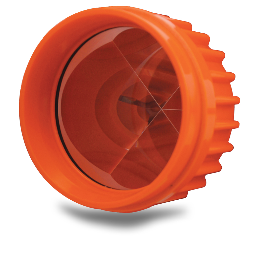 SitePro 03-2011 Replacement Prism in Canister, Orange