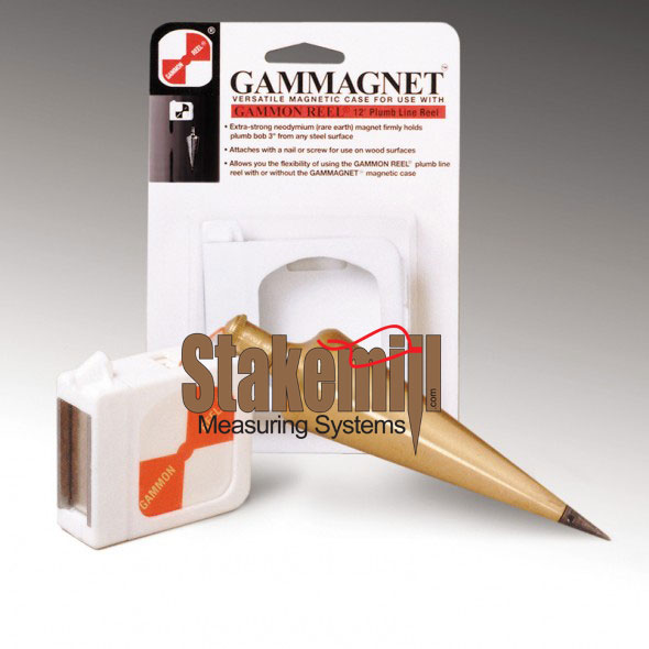Gammagnet #015 Magnetic Case for Gammon Reel