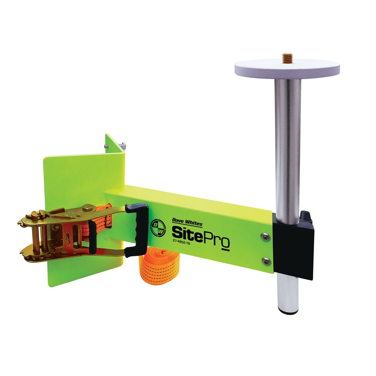 SitePro Heavy Duty Column Clamp 5/8x11 Thread