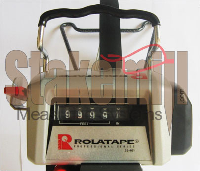 Rolatape 32-401T 10ths 15.5 Inch Professional Counter Wheel