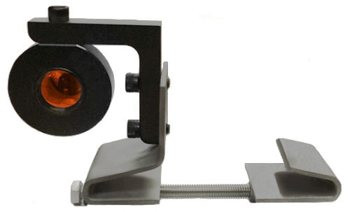OMNI Single Sided Rail Clip with L Prism