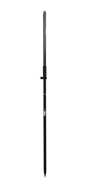 SECO 2-M Carbon Fiber Rover Rod Two Piece w/ Cable Slots