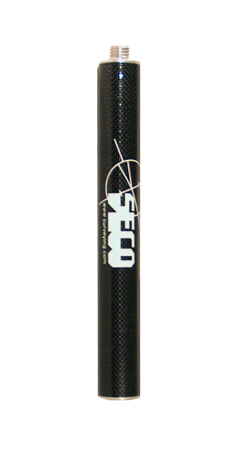 SECO 1 in Pole Rod Extension .25 Meter Carbon Fiber 5145-03