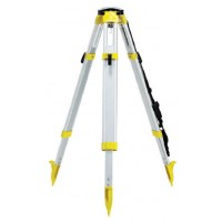 GeoMax Contractor Aluminum Flat Top Tripod Quick Clamp