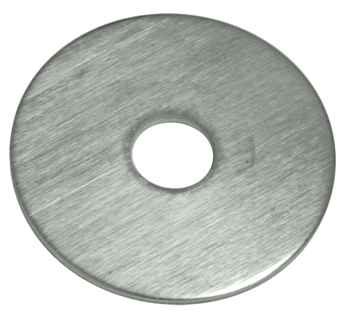 "1 1/4"" Aluminum Disc No Stamping 1/16"" Thick"