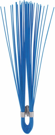 Stake Whiskers Blue Bundle of 25 11751