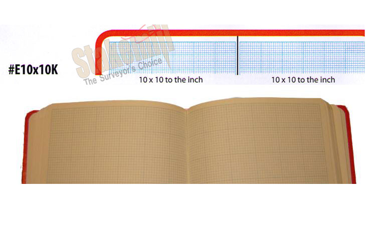 Elan Cross Section Field Book E10X10K King Size