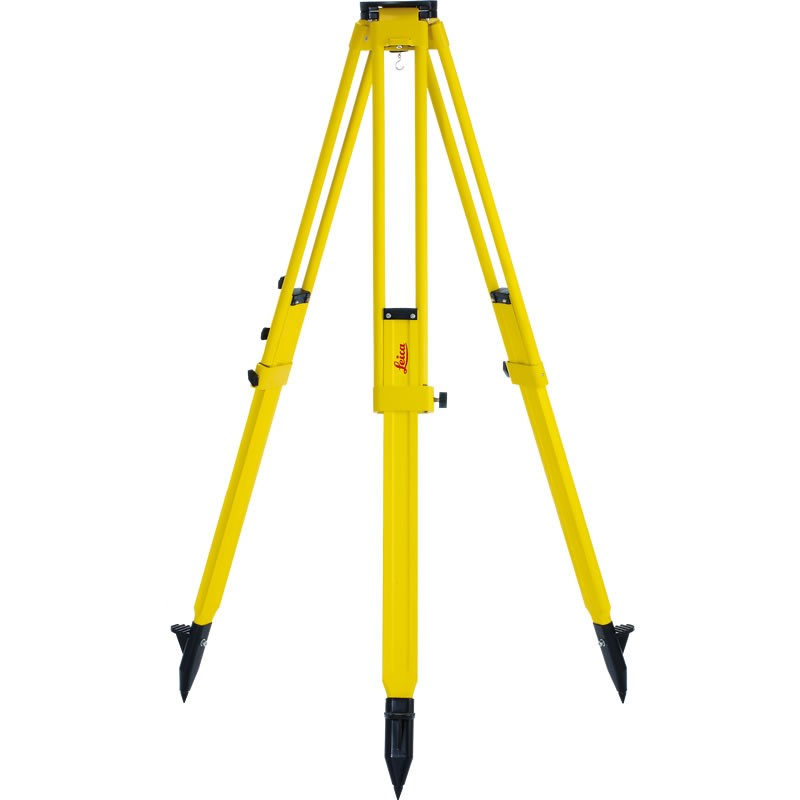 GeoMax Wood Fiberglass Tripod Quick Clamp