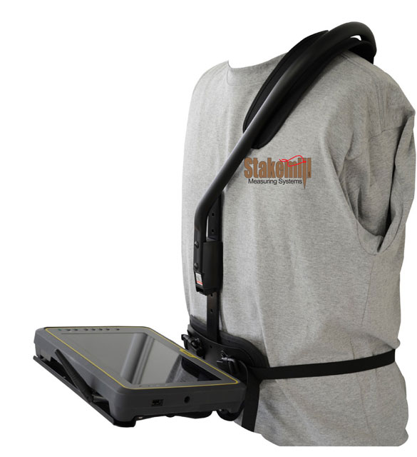 SECO Over Shoulder Tablet Harness