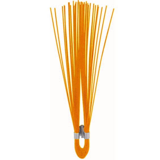 "Presco Style ORANGE 6"" Marking Whiskers (Box of 1000 Whiskers)"