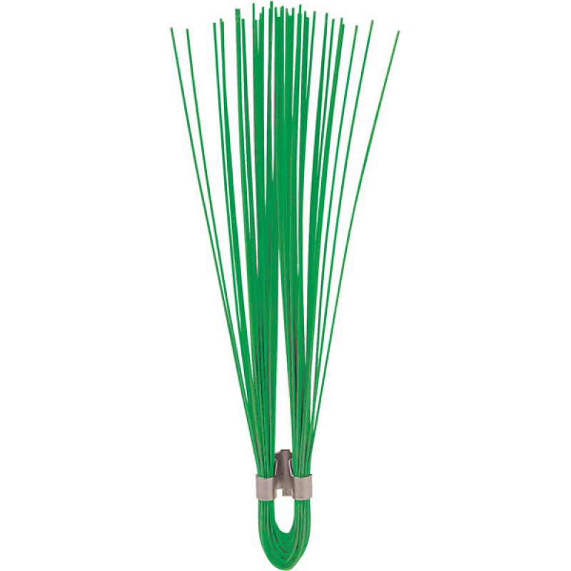 Stake Whiskers Green Bundle of 25